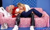 Czech Sex Club Horny Czech Vixens Licking Their Young Bodies With Lust Czech Sex Club