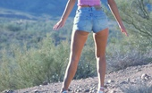 Desert Cuties Crissy Moran In One Of Her First Shoots Ever Desert Cuties