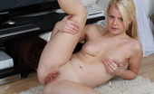 Sophie Ellison Sophie Ellison Strips Out Of Her Sheer Outfit To Play With Her Pussy Sophie Ellison