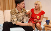 Boys And Mom 551978 Blonde Mom Gives Sex Lessons To A Boy Boys And Mom
