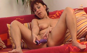 Matures World Mom Goes Real Nasty While Playing With Her Sex Toy Matures World