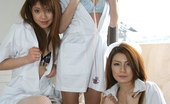 Japan Dreams Yuu Amamiya & Cocoa & Ai Crazy Wild Japanese Group Fuck In The Classroom Japan Dreams