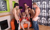Last Gangbang Naughty Mom Does Pile Diver During A Gangbang With Boys Last Gangbang