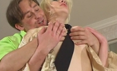 Pantyhose Screen Kathleen & Morris Working Meeting With Sexy Chick In Lacy Tights Bound To Have Fucking Finale Pantyhose Screen