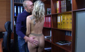 Pantyhose Screen Denis & George Slutty Secretary Gets Her Sheer-To-Waist Hose Jizzed By A Horny Co-Worker Pantyhose Screen