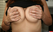 Club GND Mai Sexy Teen Mia Shows Off Her Huge Tits In A Slutty Sheer Top Club GND