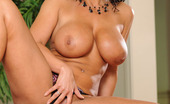 CJ Wright XXX Anal Sexy Big Boob Lisa Ann Drilled By 3 Big Black Cocks CJ Wright XXX Anal