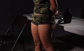 CJ Wright XXX Anal Latina Army MILF Sophia Castello In Anal Interrogation CJ Wright XXX Anal