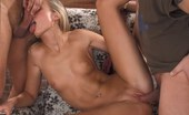 Group Sex Frenzy Slut Taking On Deep Throat Suck With Two Cocks Group Sex Frenzy
