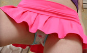 Full Bum Panties 557210 Flowered Cotton Briefs Full Bum Panties