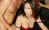 Asian Sex Thrills 558992 Veronica Lynn Is A Hot Asian In Stockings Doing All Sorts Of Hardcore Action Before A Messy Facial Asian Sex Thrills