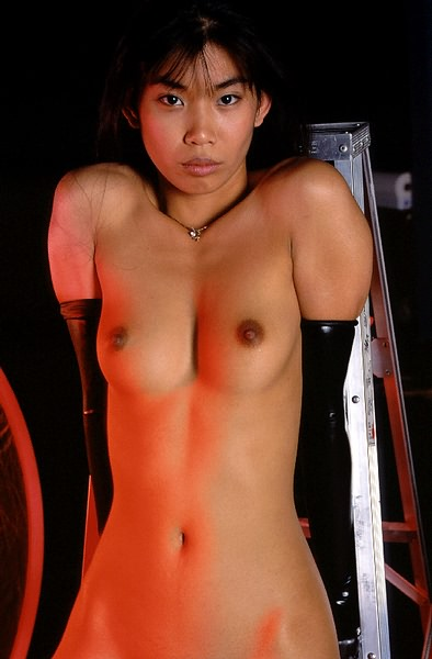 Asian Sex Thrills 559082 Hardcore Asian Slut In BDSM Suit Desperately Wanting To Get Fucked Asian Sex Thrills