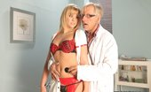 Andrea Nobili Girls 559468 Medical Care This Old Doctor Does Not Miss The Young Blonde Horny. After Having Licked Her Pussy, He Fucks Her Ass Andrea Nobili Girls