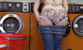 Almost Evil Girls Mette Does Laundry Nude Almost Evil Girls