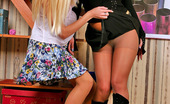 ePantyhose Land Tina & Martha Steaming Hot Chicks In Smooth Pantyhose Uncovering The World Without Taboo ePantyhose Land