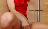 ePantyhose Land Colette Funky Chick Taking Out Her Dildo For Hot Games In Her Barely Visible Hose ePantyhose Land