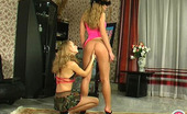 ePantyhose Land Diana & Florence Stunningly Beautiful Chicks Can'T Resist The Temptation To Play Nylon Games ePantyhose Land