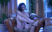 ePantyhose Land Carrie Dark-Haired Nude Vixen Encases Her Shapely Legs In Fine Bare Look Pantyhose ePantyhose Land