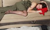 Pantyhose Line Maria & Karl Sizzling Hot Guy Starts Licking Pantyhosed Legs Of His Sleepy Girlfriend Pantyhose Line