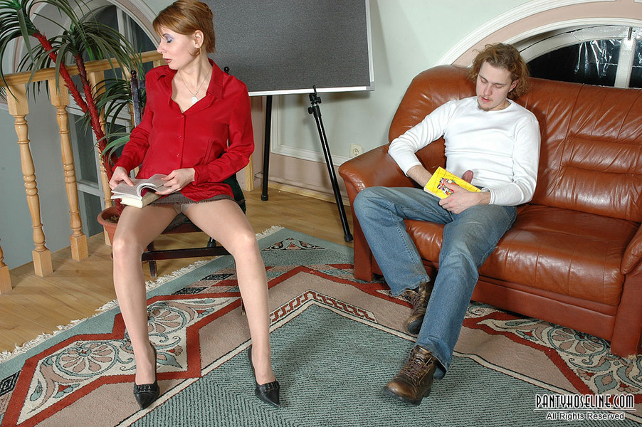 Curious About Pantyhose For 95