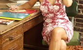 Sinful Mature Sex Porn Momma Clit Playing In Her Office Sinful Mature Sex