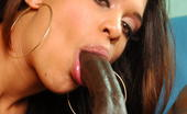 Sinful Interracial Hot Babe Chyane Jacobs Pleasures A Big Black Cock And Later Rides It With Her Ebony Cooter Sinful Interracial