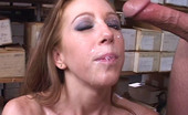 Messy Gang Bangs Fiery Redhead Accepts Thick Dick By Several Guys Messy Gang Bangs