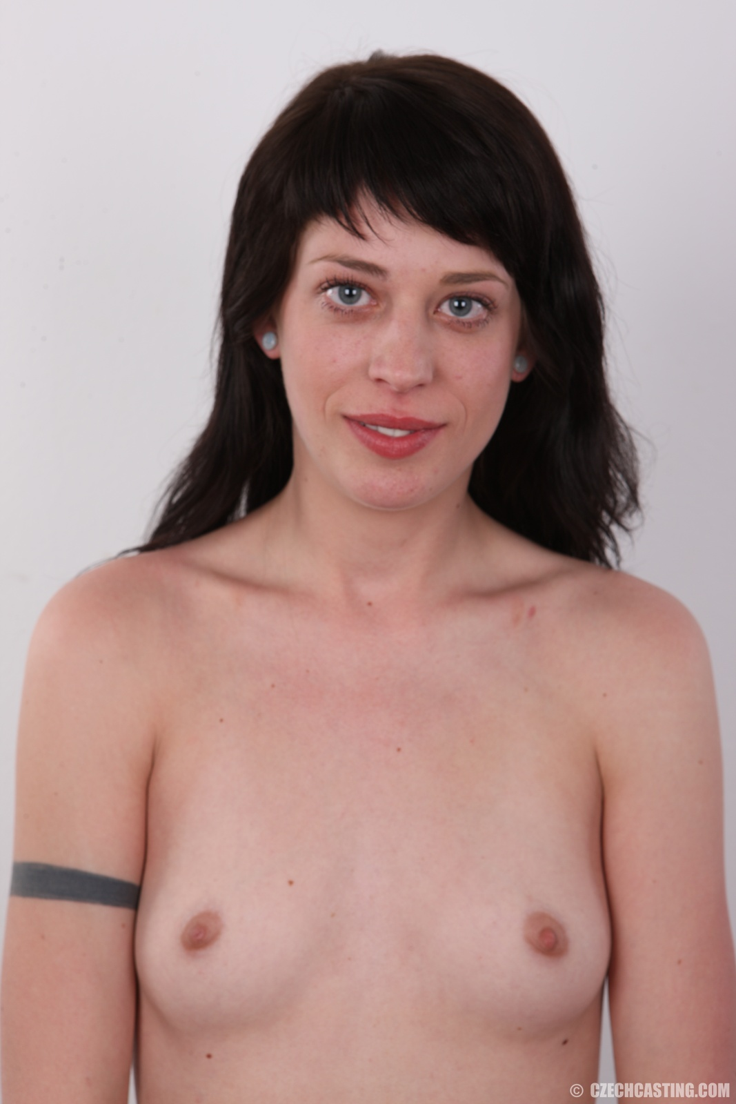 Czech Casting 568053 Vendula If Veronika Takes A Decision To Shoot Adult Movies, She'S Sure To Become A BDSM Star! This Slender Black-Haired Babe Is Deeply Into Submission. She Gets Turned On By Pain, Humiliation, Being Helpless And Manipulated Against Her Will. Being As