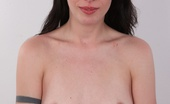 Czech Casting Vendula If Veronika Takes A Decision To Shoot Adult Movies, She'S Sure To Become A BDSM Star! This Slender Black-Haired Babe Is Deeply Into Submission. She Gets Turned On By Pain, Humiliation, Being Helpless And Manipulated Against Her Will. Being As
