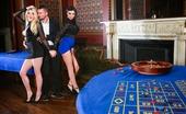 Daring Sex Tamara Grace & Jasmine Jae & Ben Kelly Casino Erotica, Scene #05 Daring Sex