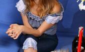 Lesbi Mature Orgies Girls Seduced By Sexy Redhead Mom Lesbi Mature Orgies