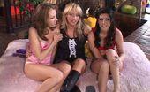Lesbians Ultra 568385 Horny Chicks Enjoying A Threesome Pussy Licking Lesbians Ultra