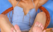 X Foot Nice Sexy Feet Of Taylor With Great Pedicure X Foot