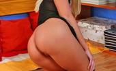 X Foot Blonde Girl Is Hot, Her Feet Even Hotter! X Foot