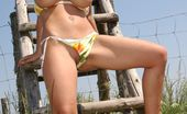 Outdoor Pornstars Laura Lion Laura Lion Drops Her Bikini And Shows Her Massive Melons Outdoor Pornstars