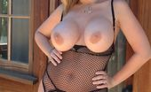 Outdoor Pornstars Sara Jay Sara Jay Pops Out Her Huge Boobies Outside Outdoor Pornstars
