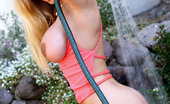 Outdoor Pornstars 571121 Tanya Danielle Tanya Danielle Cooling Down Her Hot Pussy With A Water Hose Outdoor Pornstars