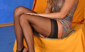Planet High Heels 571471 Black Stockings, Garter Belts And High Heels! Planet High Heels