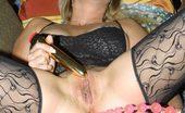 Older Divas Pleasure Beads And Dildo