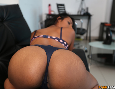 Latina Lahia Crox Teasing Her Round And Brown Butt 608104 Tan Slut Sucking Cock And Having Smooth Sex Like No Tomorrow