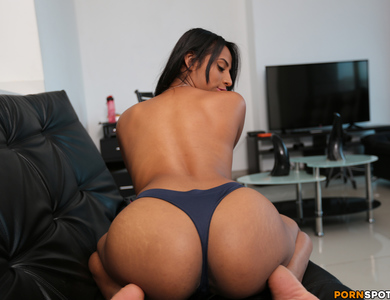 Latina Lahia Crox Teasing Her Round And Brown Butt 608104 Tan Slut Sucking Cock And Having Smooth Sex Like No Tomorrow