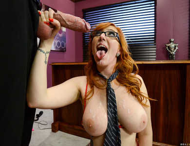 Lauren Phillips Is The New Secretary Who Luvs To Strip Nude In Front Of Danny D 608109 Stunning Redhead Office Assistant Banged Hard On Desk