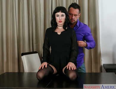 Olive The Office Wife Trying On Her New Lingerie 608115 Satisfying Secretary Finally Gets Cum By Her Boss