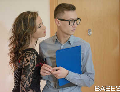 Gina Gerson And Niki Sweet Threesome With A Geography Class Student 608116 Step Mother Doesn't Mind To Fuck Her Daughter's BF Young Cock