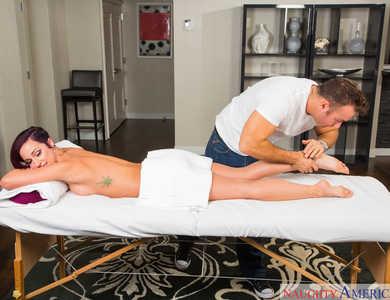 Bombshell Jada Stevens Gets Oily Massage 608134 Round Ass Hottie Sucking Therapist Cock Like No Tomorrow