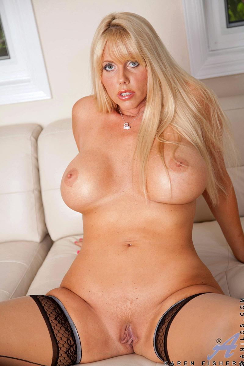 Actriz Porno Culo Cougar anilos karen fisher busty blonde cougar karen fisher finger
