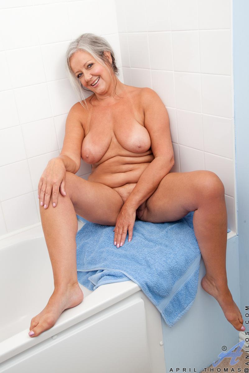April Thomas Porn anilos april thomas mature milf loves to pamper her huge