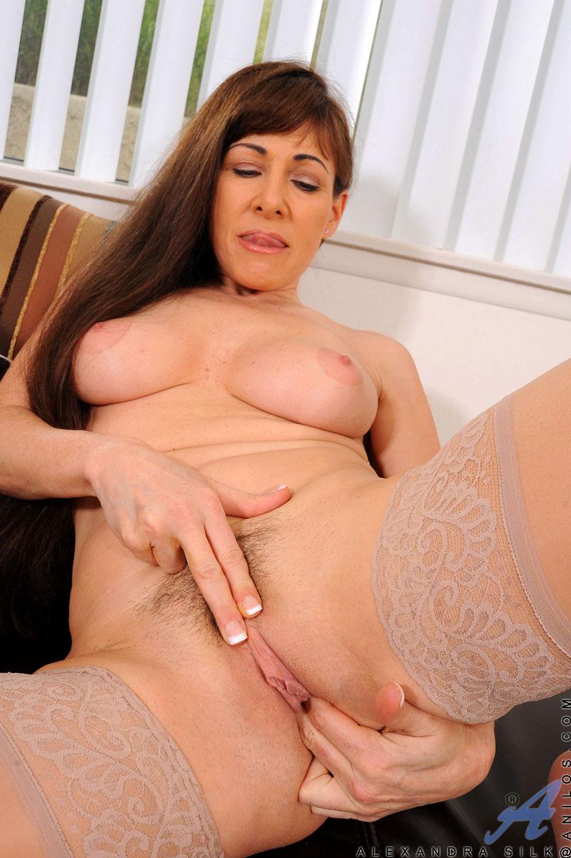 Alexandra Silk Porn anilos alexandra silk enticing housewife alexandra silk