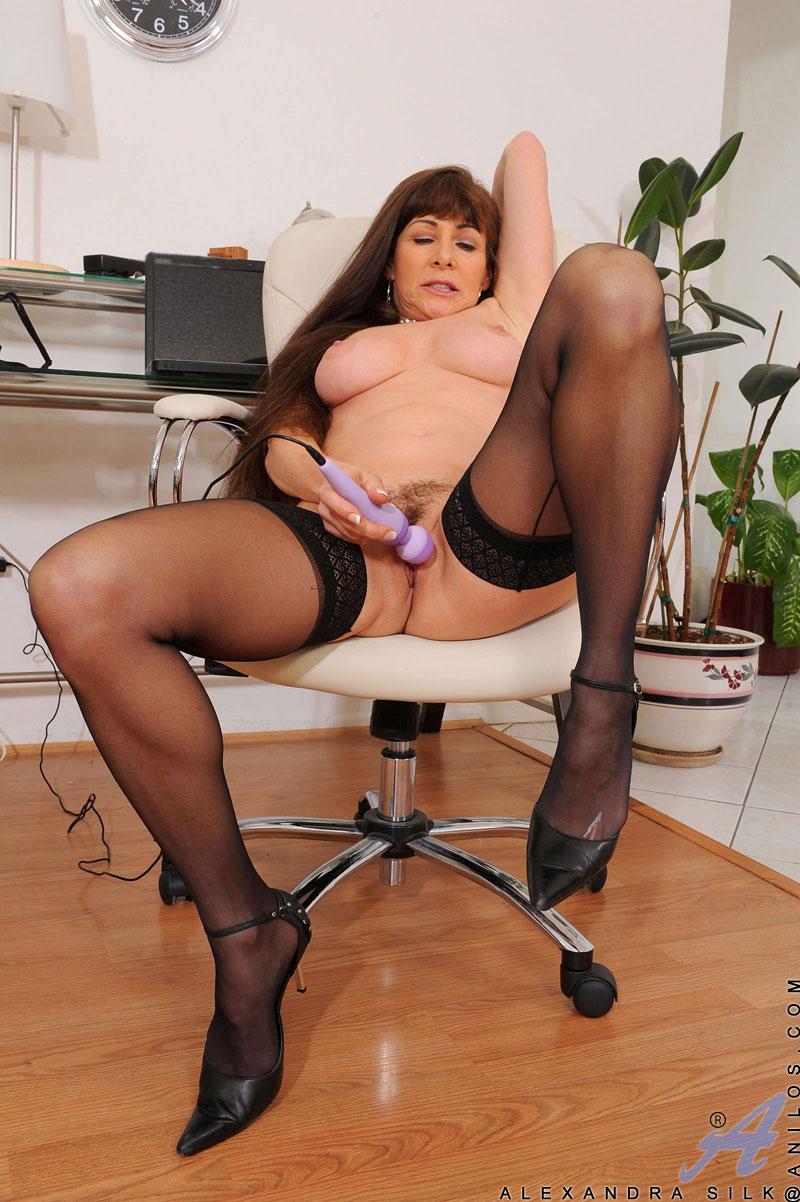 Alexandra Silk Porn anilos alexandra silk horny alexandra silk pleasures her
