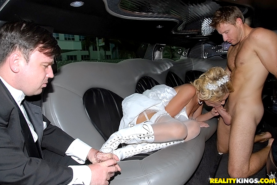 Bride gets fucked by grooms party Milf Hunter Hot Bride Fucked In Limo By Grooms Maid Real Hot Amateur Sex Party 55166 Good Sex Porn